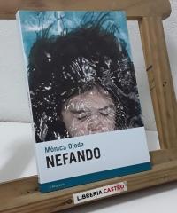 Nefando - Mónica Ojeda