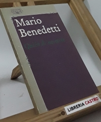 Quién de nosotros - Mario Benedetti