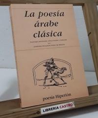 La poesía árabe clásica - Varios