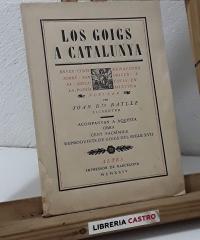 Los Goigs a Catalunya - Joan Batlle