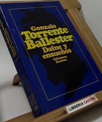Dafne y ensueños - Gonzalo Torrente Ballester