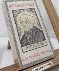 Botánica oculta según Paracelso - Rodolfo Putz