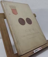 Album Cervantino Aragonés. De los trabajos literarios y artísticos con que se ha celebrado en Zaragoza y Pedrola el III Centenario de la edición príncipe del Quijote - Varios