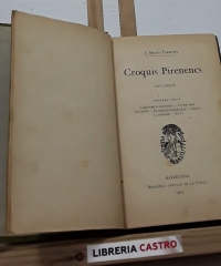 Croquis Pirenencs - Jaume Massó Torrents
