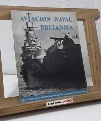 La Aviación Naval Británica - Almirantazago británico