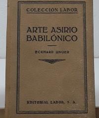 Arte Asirio Babilónico - Eckhard Unger
