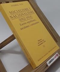 Socialisme i Nacionalisme 1912-1934 - Andrés Nin