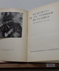 Memorias de un vendedor de cuadros - Ambroise Vollard