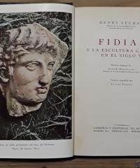 Fidias y la escultura griega en el siglo V - Henry Lechat