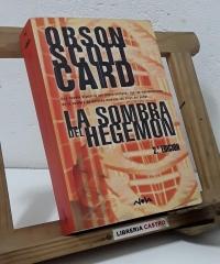 La sombra del Hegemon (saga de Ender) - Orson Scott Card