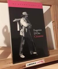 Cézanne - Eugenio d'Ors