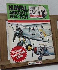 Naval Aircraft 1914-1939 - Louis S Casey and John Batchelor