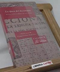 La épica del diccionario. Hitos lexicográficos del XVIII - Francisco M. Carriscondo Esquivel