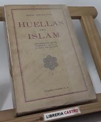 Huellas del Islam - Miguel Asín Palacios