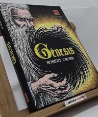 Génesis - Robert Crumb