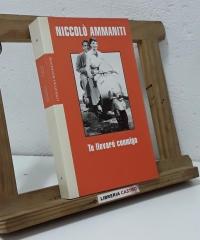 Te llevaré conmigo - Niccolò Ammaniti