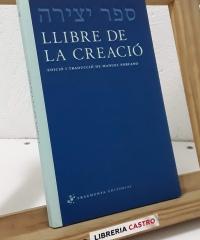 Llibre de la creació - Anónimo