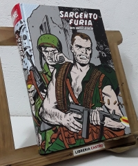 Sargento Furia. ¡Siete contra los Nazis! (Numerado) - Stan Lee, Jack Kirby, Dick Ayers