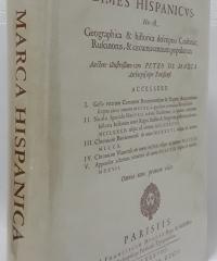 Marca Hispanica sive Limes Hispanicvs (Facsímil) - Petro de Marca