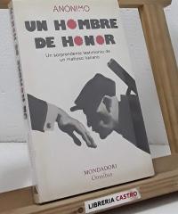 Un hombre de honor - Anónimo