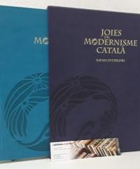 Joies del Modernisme Català. Espais interiors - Varios