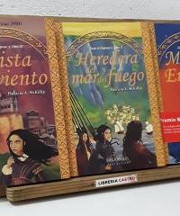 Juego de Enigmas. Maestro de Enigmas. Heredera del Mar y del Fuego. Arpista en el Viento (III Tomos) - Patricia A. McKillip