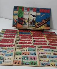 Bravo. Revista Juvenil. Año 1 Del Nº 9 al Nº 41 Correlativos - Varios