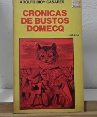 Crónicas de Bustos Domecq - Jorge Luis Borges y Adolfo Bioy Casares