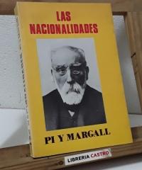 Las nacionalidades - F. Pi y Margall