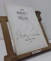 Los nombres de la Amada (Dedicado por el autor) - José Mª Sancho