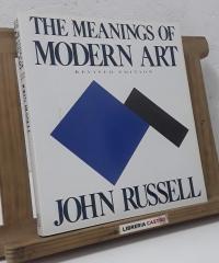 The meanings of modern art - John Russell