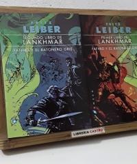 Fafhrd y El Ratonero Gris. Primero y Segundo Libro del Lankhmar. (II Tomos) - Fritz Leiber