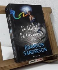 El aliento de los dioses - Brandon Sanderson