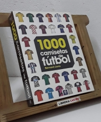 1000 camisetas de fútbol - Bernard Lions