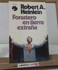 Forastero en tierra extraña - Robert A. Heinlein