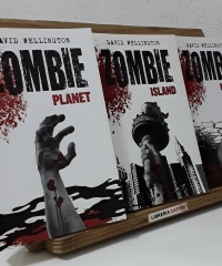 Zombie: Nation. Island. Planet (III Tomos Completa) - David Wellington