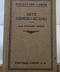 Arte Súmero-Acadio - Eckhard Unger