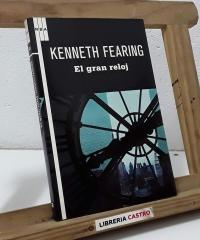 El gran reloj - Kenneth Fearing
